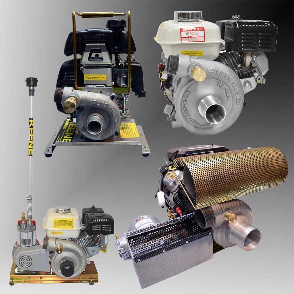 Motor, Pump & Compressor Combos